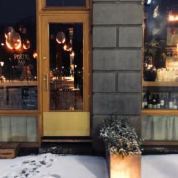 julbord stockholm portal restaurang bar
